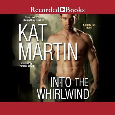Into The Whirlwind by Kat Martin (2016, Unabridged) 9 CDs