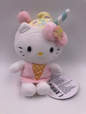 Tokidoki for Hello Kitty: Hello Kitty x Sundae Plush (K1)