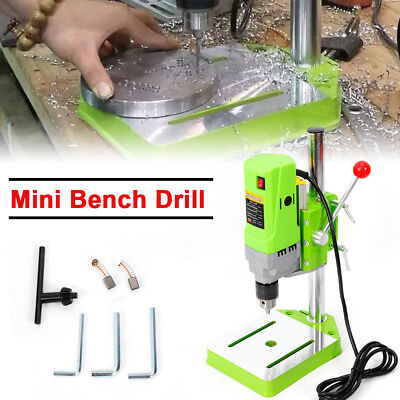 Bench Drilling Machine - BG-5156E Bench Drill Stand 710W Mini Electric Bench UK