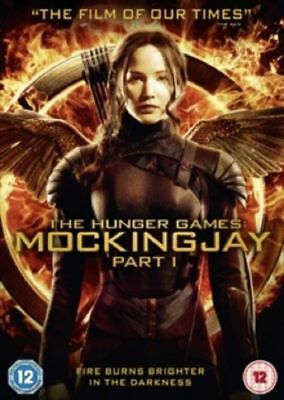 DVD: The Hunger Games Mockingjay Part 1 One brand new and sealed