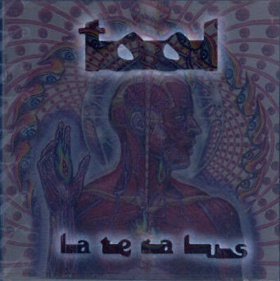TOOL - LATERALUS CD NEW