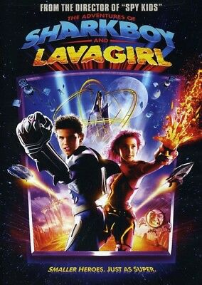 The Adventures of Sharkboy and Lavagirl DVD NEW