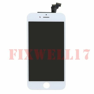 complet ecran pour iphone 6 blanc retina lcd display sur chassis en sold