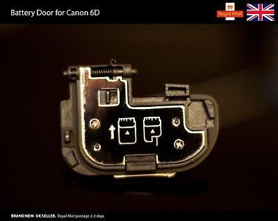 Battery Door Cover Lid for Canon EOS 6D Camera