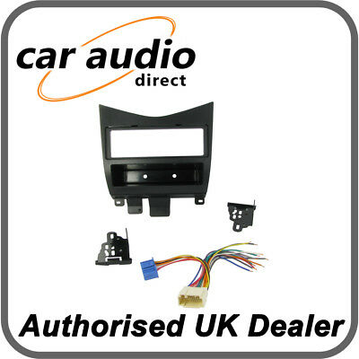 Connects2 CT24HD04 Single Din Facia Plate for Honda Accord 2003> 2007