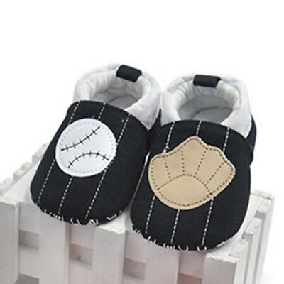 Infant Shoes PreWalker Newborn Baby Boy 0-12Months Toddler Sole Sneaker 1 pair