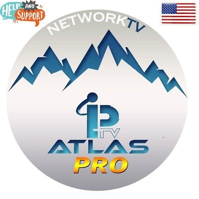 ATLAS PRO iptv Ultimate Subscription For 12 Months [new]