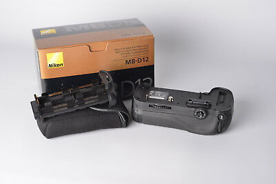 Nikon MB-D12 Battery Grip for D800 and D800E. Genuine Nikon product.