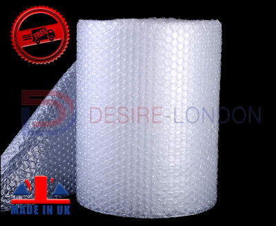 UK BUBBLE SMALL WRAP CUSHIONING QUALITY BUBBLE - EUROPES CHEAPEST 300 mm 80m