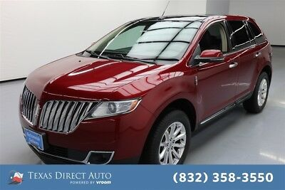 2015 Lincoln MKX  Texas Direct Auto 2015 Used 3.7L V6 24V Automatic FWD SUV