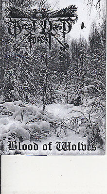 GREAT VAST FOREST-TAPE-Blood of Wolves Ep 2006