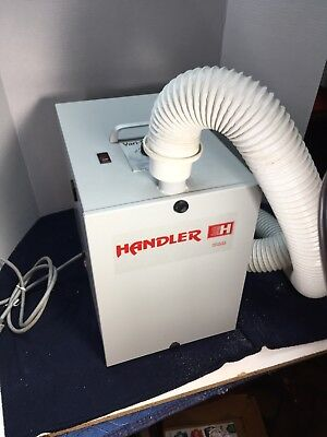 Red Wing Handler Super Sucker II & hose Dental Laboratory Dust collector 62-11
