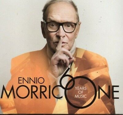 Ennio Morricone - 60 Years Of Music   *new & Sealed Cd Album*