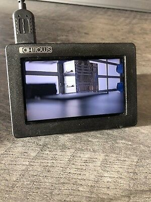 SmallHD DP4 LCD Field Monitor