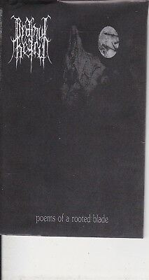 ORDINUL NEGRU-TAPE-Poems of a Rooted Blade Album 2009
