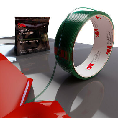 (0,60€/m) 3M Finish Line Knifeless Tape 3,5 mm x 50 m