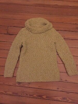Vintage (around 1960-1970) Women's Home Made Jumper Size  12-14 Approx