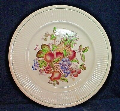 "Vintage Wentworth Wedgwood Edme 10 1/4"" Dinner Plate-Excellent Condition"
