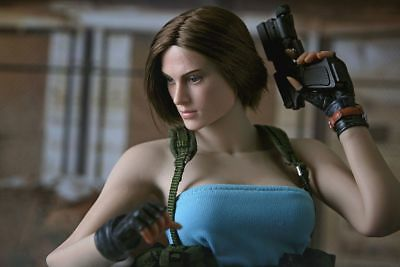 Preorder 1 6 Scale Jill Valentine Resident Evil 3 Action Figure