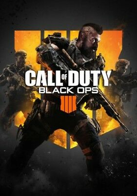 Call of Duty: Black Ops 4 - PC KEY (INTEL Gaming Bundle)