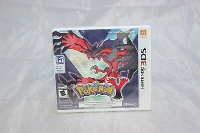 Pokemon Y (Nintendo 3DS, 2013) Brand New Factory Sealed