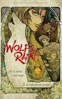 Wolf's Rain - Intégrale - Edition collector limitée - Coffret A4 Blu-ray