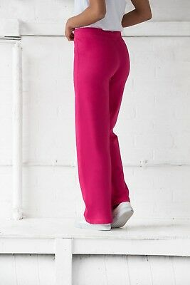 Girls jogging bottoms joggers loungewear jog pants slouch PINK , Age 12-13  NEW
