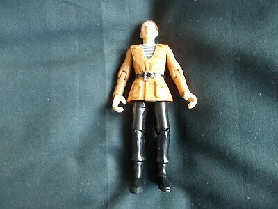 Action Figure Star Trek Series DS9 Constable Odo in Tribbles Outfit 5 inch