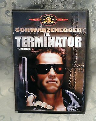 The Terminator - DVD - Re-Release 2004 - James Cameron - Schwarzenegger