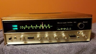 Sansui 5000 Stereo Tuner  Amplifier (Good Working Condition)