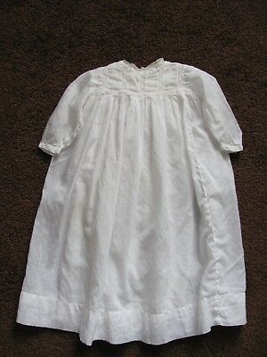 Vintage 2-pc. Christening Gown Set 21""