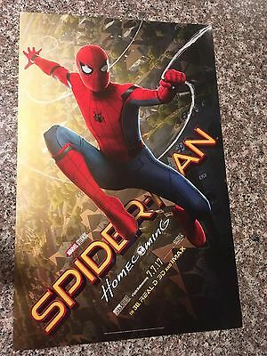 Spider-Man Homecoming 11x17 Promo Poster