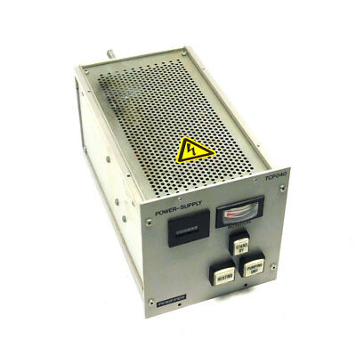 Pfeiffer TCP040 Turbo-Molecular Pump Electronic Drive Unit Power Supply 110-240V