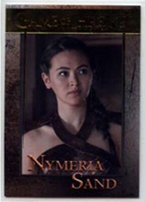 Game Of Thrones Season 6>Gold (#032/150) Parallel Card #80