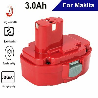 14.4V NICD Battery for Makita 1420 1422 1433 192600-1 UB140D ML143 JR140D BMR100