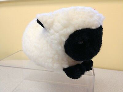 Ty Beanie Babies Woolly The Sheep 1995, Mint With Tag Plastic Box Kept