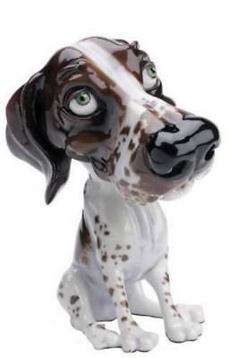 LITTLE PAWS *Sid* POINTER DOG PETS WITH PERSONALITY NIB