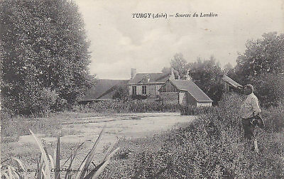 TURGY -Sources du Landion