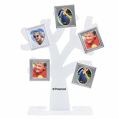 Polaroid Family Tree Frame (White) for Zink 2x3 Photo Paper Pojects