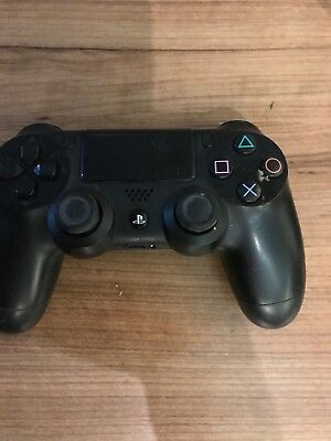 Sony DualShock 4 Wireless Controller, PlayStation 4, Jet Black