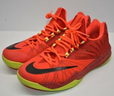 3a566c9200a5f NIKE ZOOM RUN THE ONE PE JAMES HARDEN SIZE 11.5 718018 606 Houston Rockets