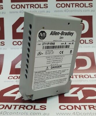 Allen Bradley 2711P-RN8 DH+ Communication Module - Used - Series A