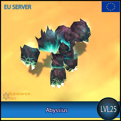 Abyssius lvl25 Pet | All Europe Server | WoW Warcraft Loot Tier
