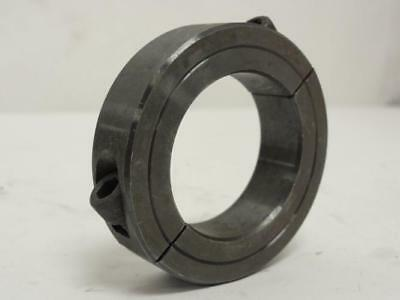 """161722 Old-Stock, Climax 2C-143 Clamping Collar, Two Piece 1-7/16"""" ID x 2-1/4"""" O"""