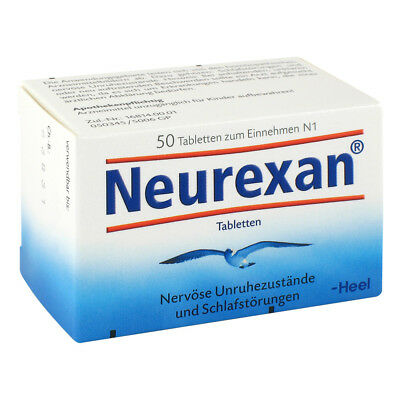 Neurexan Tabletten 50stk PZN 04143009