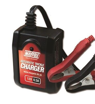 Maypole MP7402 Automatic Trickle Battery Charger 12 V