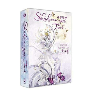 Full Version Shadowscapes Tarot Cards Best Quality Board Game Playing Game Card