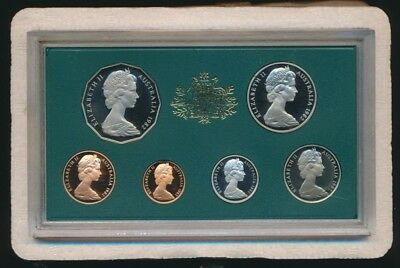 Australia 1982 RAM 6 coin Proof Set Commonwealth Games