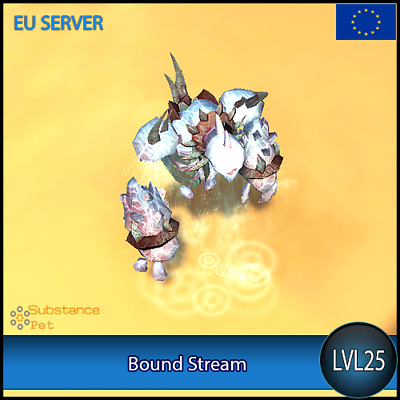 Bound Stream lvl25 Pet | All Europe Server | WoW Warcraft