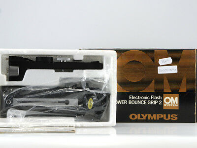 Olympus Om Power Bounce Grip 2 X Electronic Flash - Perfetto